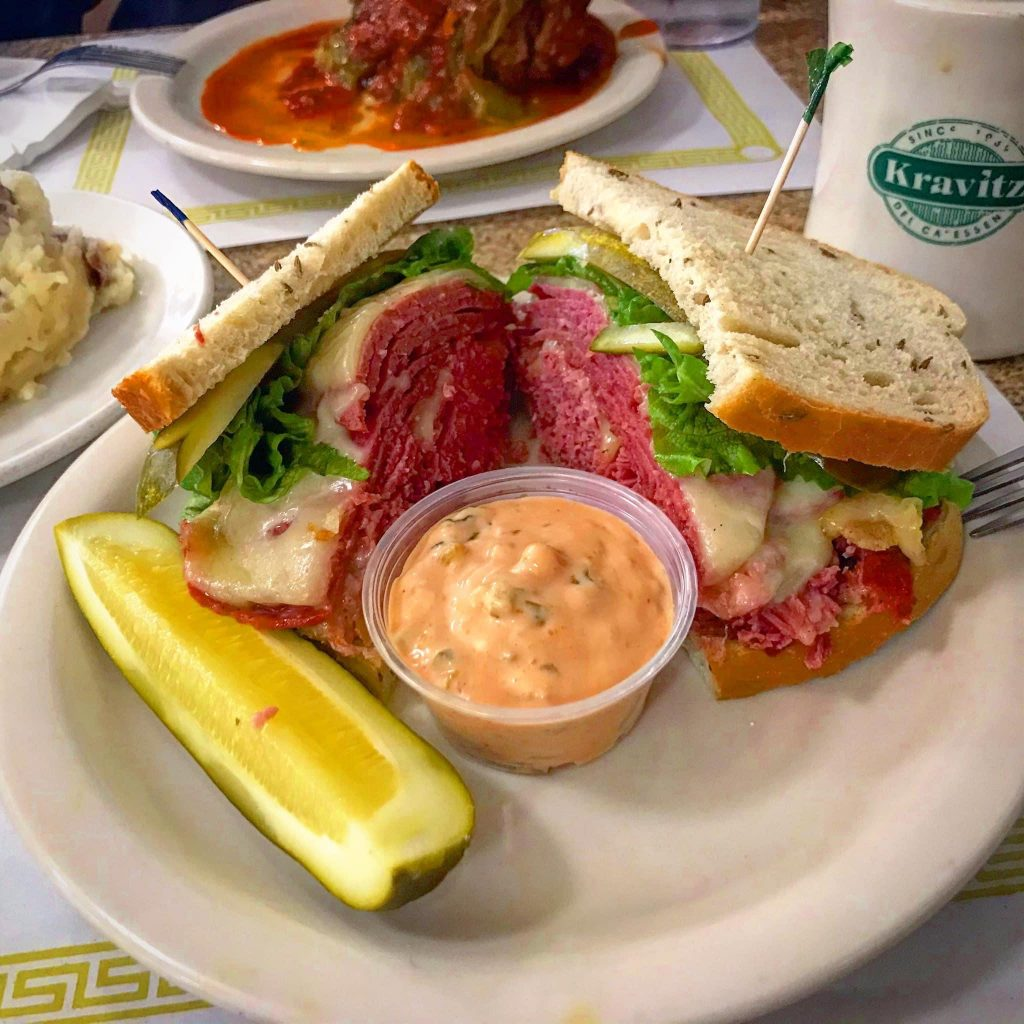 Deli-cious Deli Won't Let Anything Stop it