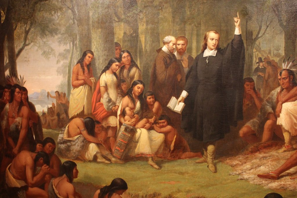 A Name with Lost Meaning: Native Americans of Mahoning County