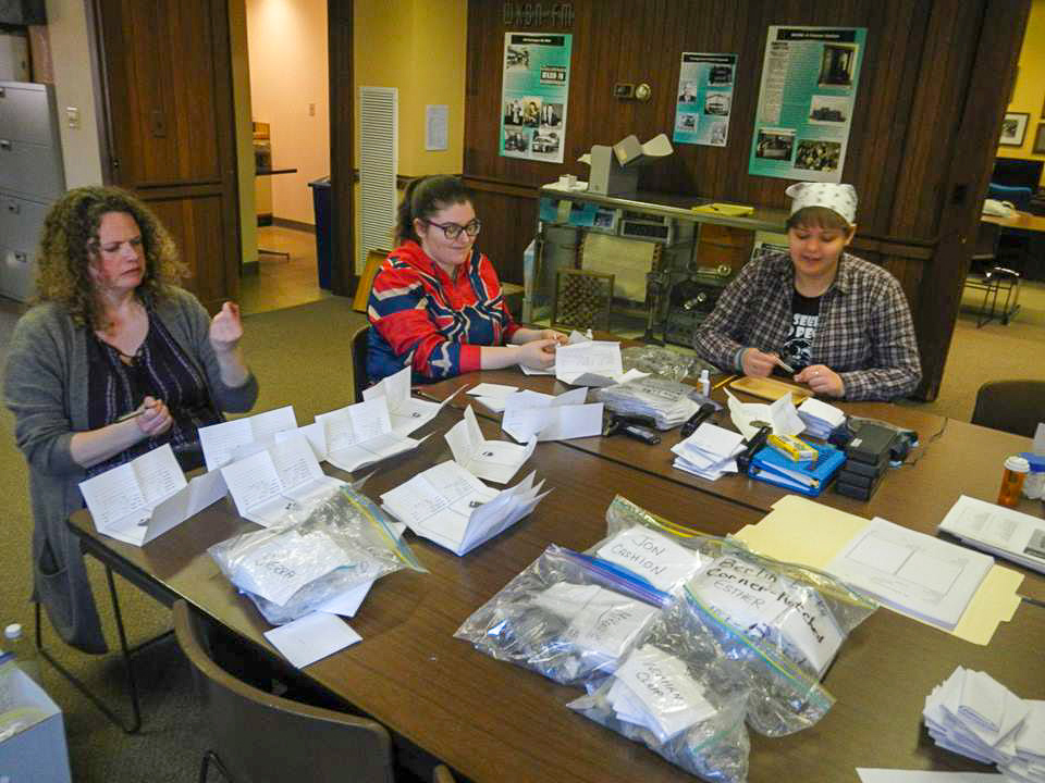 Preserving and Learning: How YSU Students are Helping the Valley to Conserve Its History